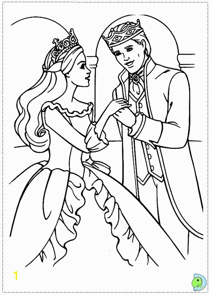 barbie the princess and the pauper coloring pages