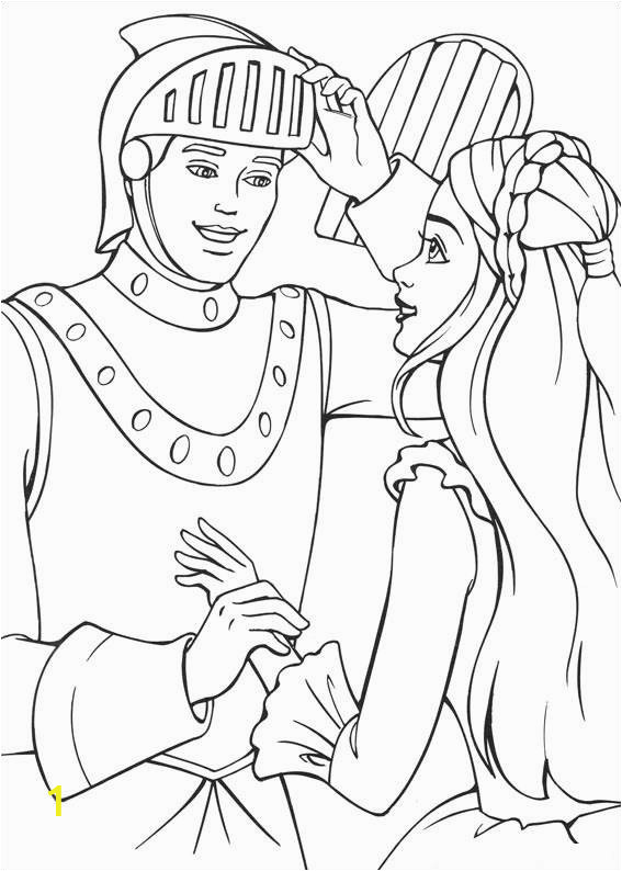princess and pauper coloring pages
