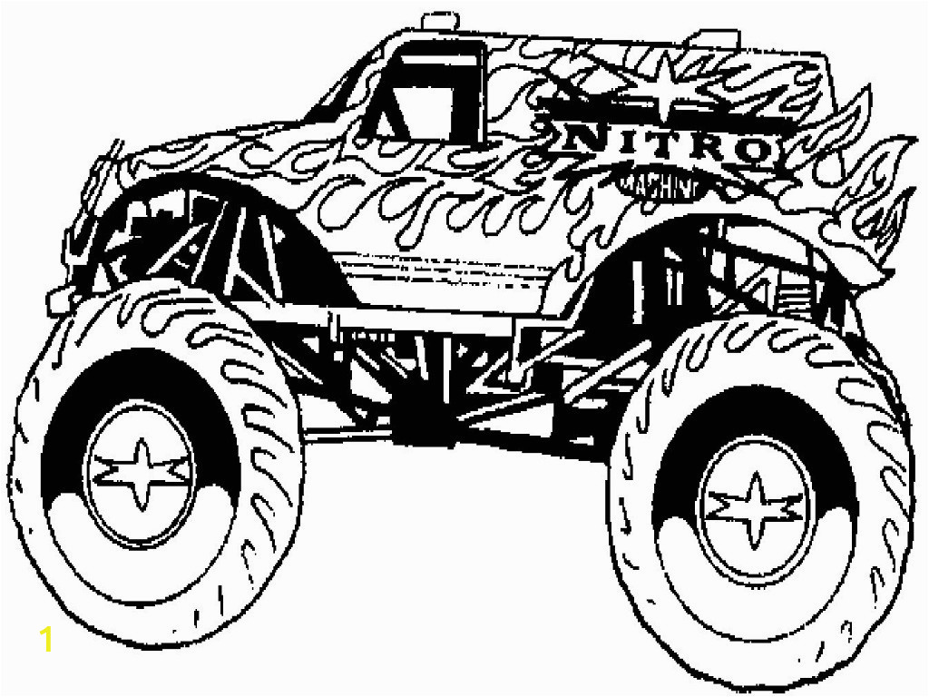 cars and trucks drawing
