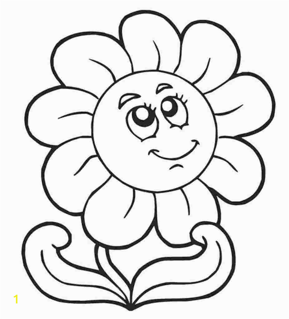 kids flower coloring pages coloring pages free art pictures sheet printable flowers kids sun flower