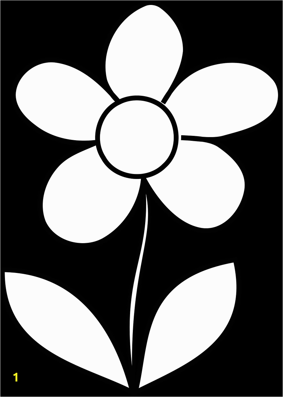 free printable flower coloring pages 16 pics