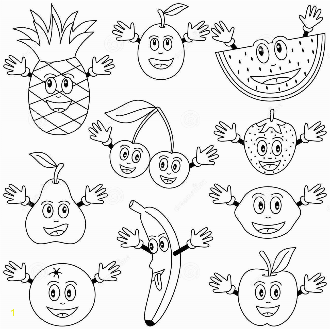 fruits and ve ables