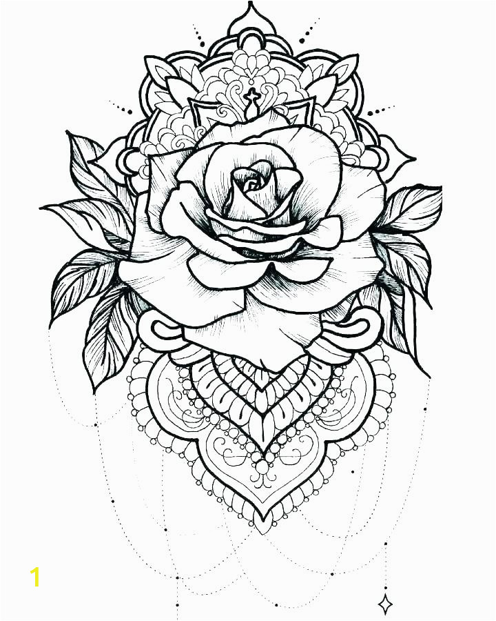 tattoo coloring pages for adults