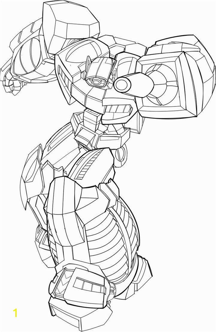 optimus prime rescue bots coloring pages sketch templates