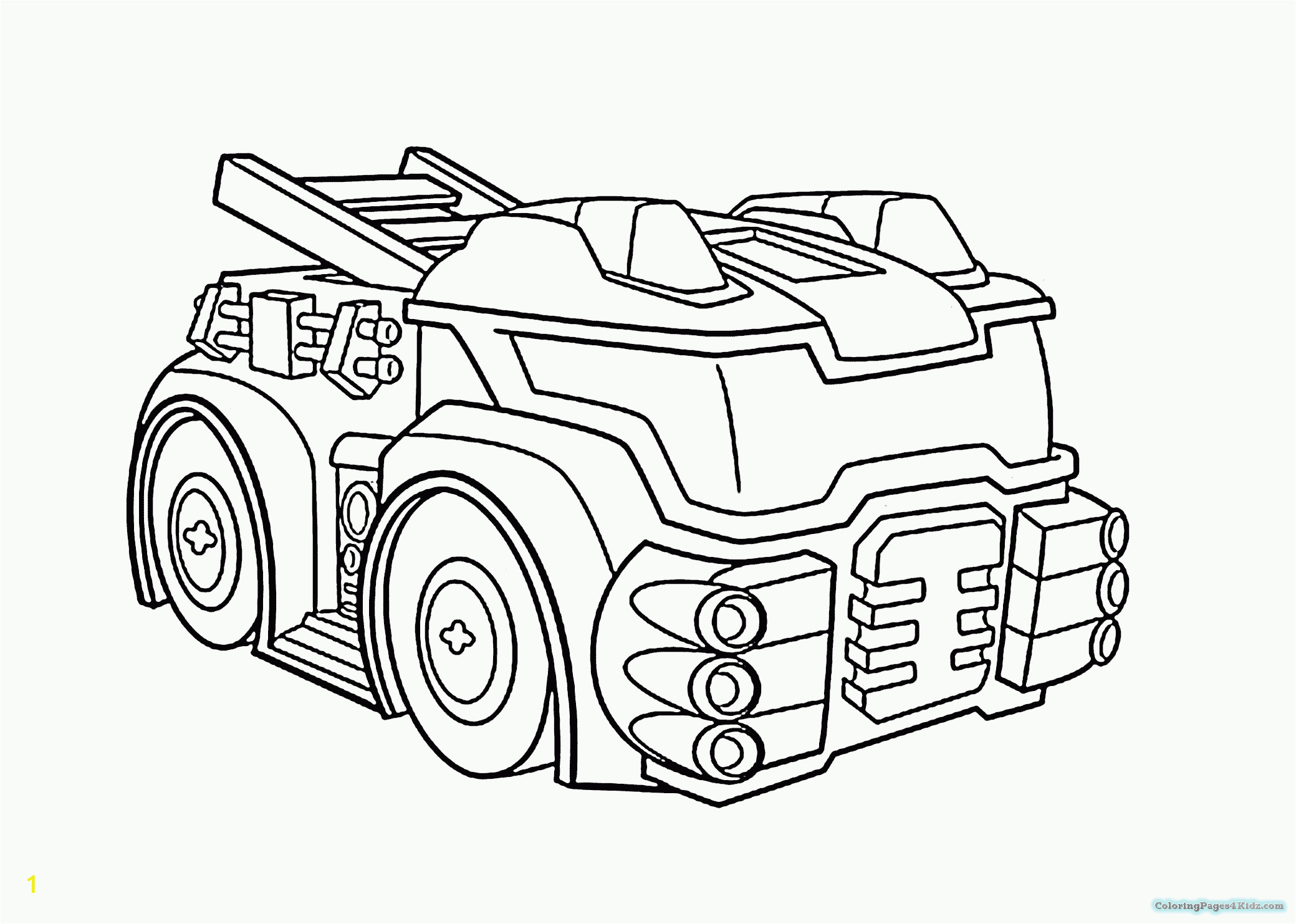 rescue bots coloring pages 103