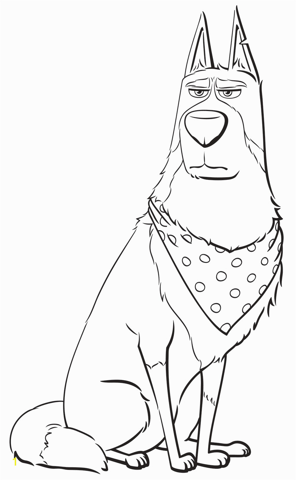 the secret life of pets coloring pages print them for free