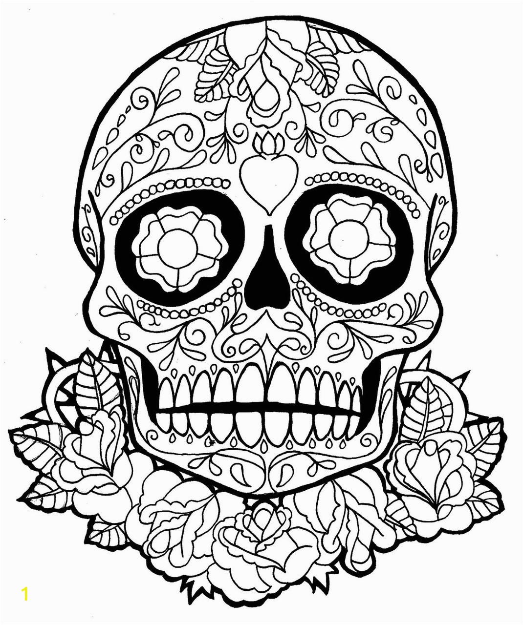 image=dia de los muertos day of the dead Coloring for kids dia de los muertos day of the dead 4300 1