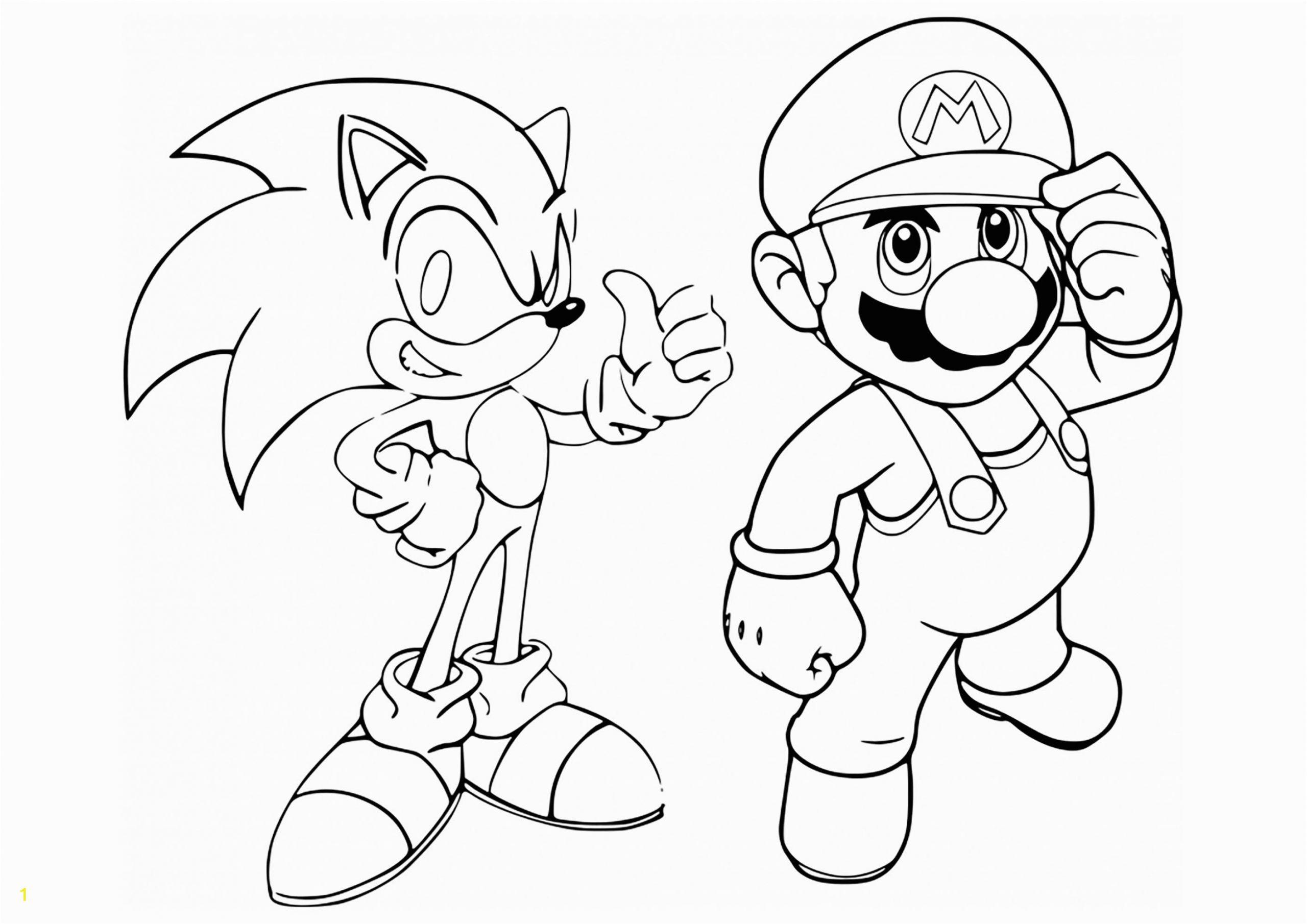 image=mario bros coloring mario and sonic 1