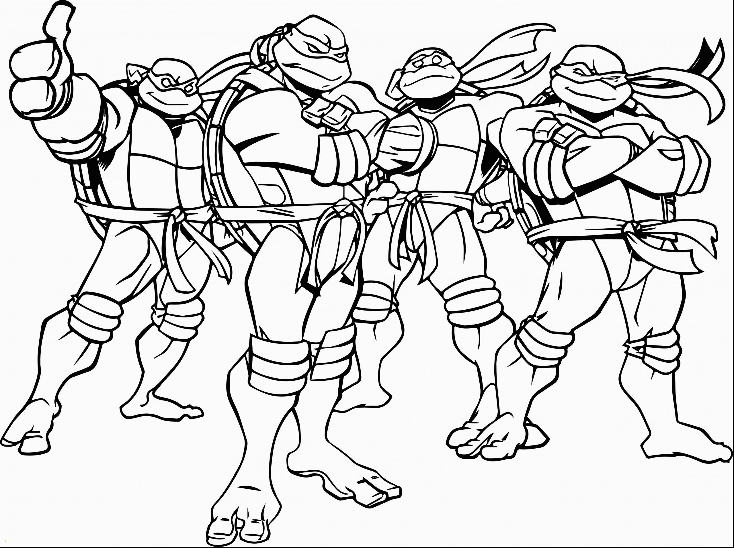nickelodeon teenage mutant ninja turtles coloring pages