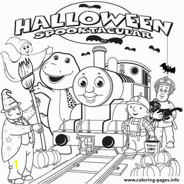halloween thomas the train s to printacd7 printable coloring pages book 6385
