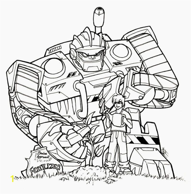 rescue bots coloring pages ideas