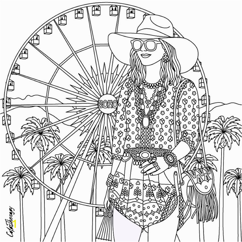 Unique Bohemian Coloring Pages for Adults Pin by Coloring Pages for Adults On Coloring Pages