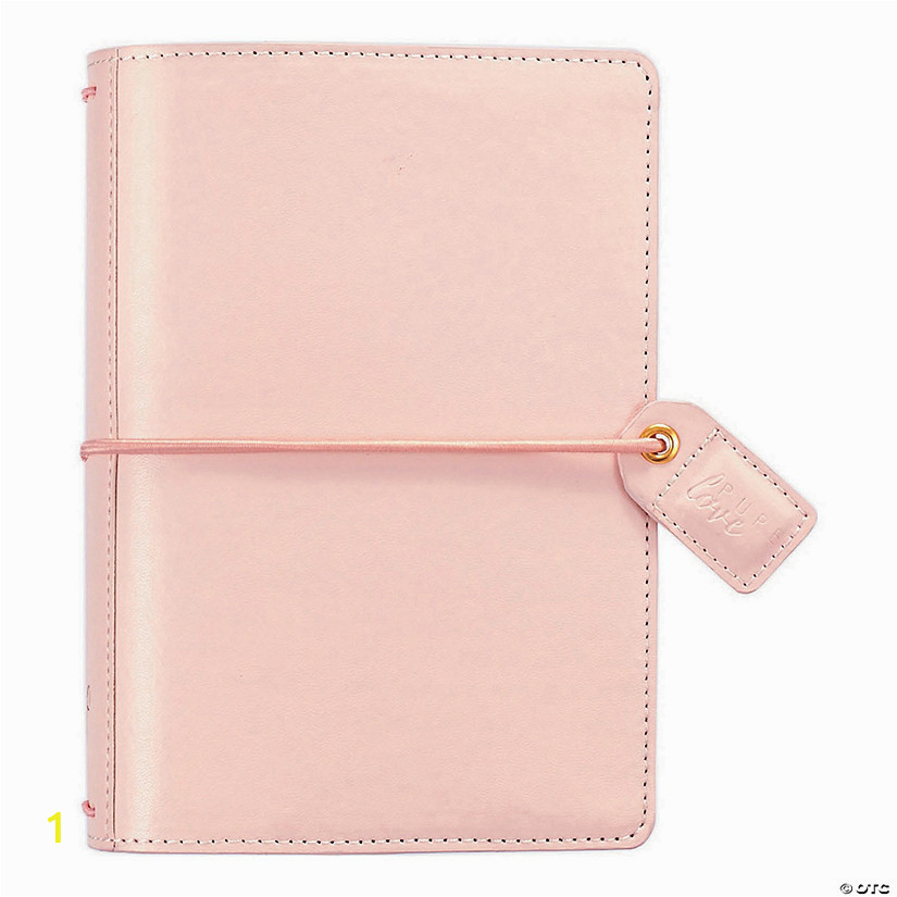websters pages color crush travelers planner blush pink a2 fltr