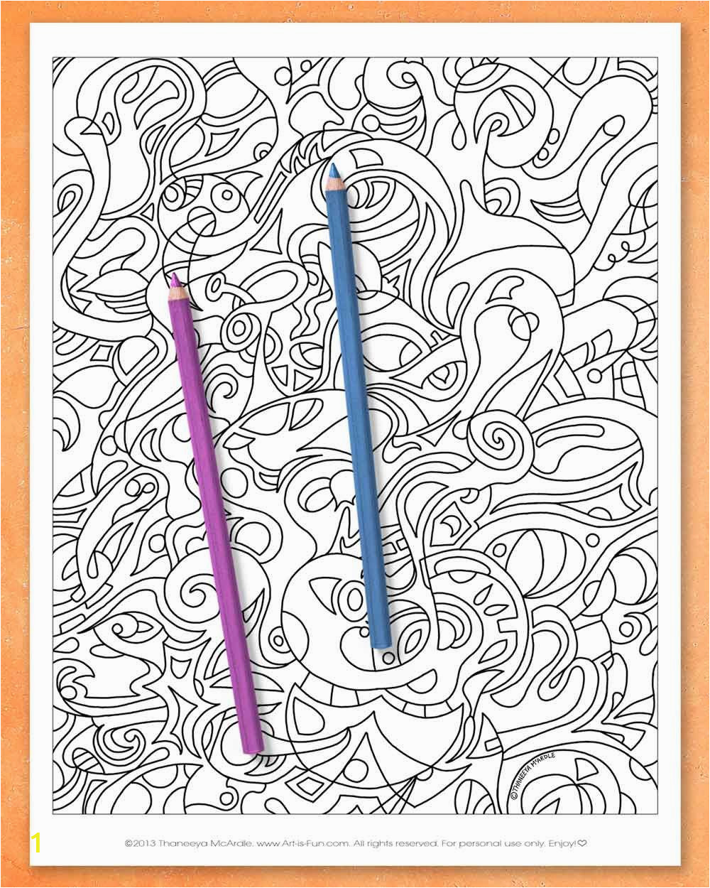 Www Art is Fun Com Abstract Coloring Pages HTML Abstract Coloring Pages Printable E Book Of Groovy