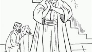 1 Peter Coloring Pages Pin On Bible Peter