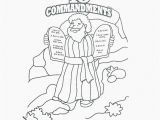 10 Commandments Coloring Page 10 Mandments Coloring Pages Elegant Ten Mandments Coloring Pages