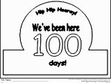 100 Days Of School Printable Coloring Pages 10 Pics 100 Days School Coloring Pages 100 Day