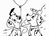101 Dalmatians Coloring Pages to Print Dalmations Coloring Pages 1