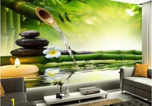 15 Foot Wall Mural Großhandel Fertigen Sie Alle Mögliche Größen 3d Wandgemälde Wohnzimmer Moderne Mode Schöne Neue Bilder Bamboo Ching Tapeten Wandbilder Von