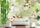 3 Dimensional Wall Murals Beibehang 3d Wallpaper Modern High Definition Home and Rich