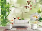 3 Dimensional Wall Murals Beibehang 3d Wallpaper Modern High Definition Home and Rich
