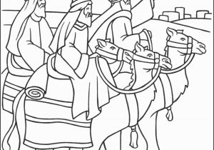 3 Wise Men Coloring Page Three Kings Day Coloring Pages