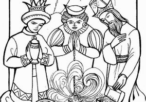 3 Wise Men Coloring Page Wise Man Coloring Page Biblical Magi