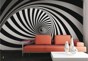 3d Abstract Wall Mural Wall Mural Wallpaper Grafic Retro 3d Design Burble Photo 360