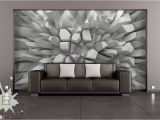3d Effect Wall Mural Pin On Wall Floor and Ceiling 3d Decorations