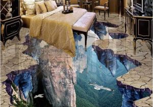 3d Floor Murals for Sale 3d Flooring Custom Luxury Wallpaper 3d Floor Murals Cliff Peaks 3d