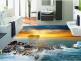 3d Floor Murals for Sale Gorgeous Hd 3d Flooring Beautiful Sunset Water 3d Floor Murals