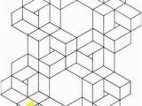 3d Geometric Design Coloring Pages Geometric Design Colouring Stained Glass Colouring Pages