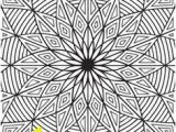 3d Geometric Design Coloring Pages Wel E to Dover Publications Creative Haven Geometric Allover