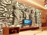 3d Mural Wall Hanging Brilliant 3d Woodcut Four Great Beauties Wallpaper Wall Mural