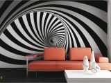 3d Wall Mural Photo Wallpaper Wall Mural Wallpaper Grafic Retro 3d Design Burble Photo 360