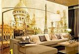 3d Wall Mural Stickers Lhdlily 3d Wallpaper Mural Wall Sticker Thickening