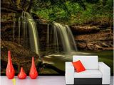 3d Waterfall Wall Mural Amazon Xbwy Usa Falls West Virginia Nature Wallpapers