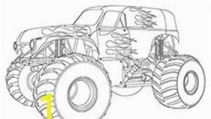 4 Wheeler Coloring Pages 10 Wonderful Monster Truck Coloring Pages for toddlers