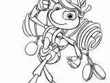 A Bug S Life Coloring Pages Disney A Bugs Life Coloring Flik Disney Coloring Pages Color Plate