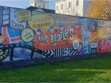 Abbey Road Wall Mural Liverpool Aktuelle Informationen Zu Penny Lane Beatles Visitors Centre