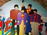 Abbey Road Wall Mural Liverpool Mural In the Beatles Story A Museum Chronicling their Fame