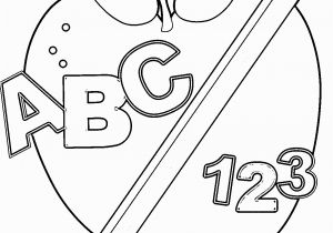 Abc Blocks Coloring Pages Abc Blocks Clipart Image Group 73
