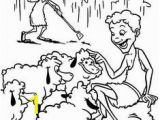 Abel and Cain Coloring Pages 24 Best Abel & Cain Coloring Pages Images