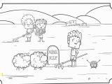 Abel and Cain Coloring Pages Actividades Para Colorear De Can Y Abel