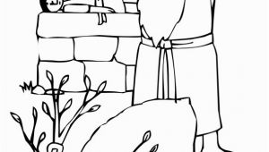 Abraham and isaac Coloring Pages Free Abraham and isaac Coloring Page