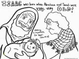 Abraham and Sarah Coloring Pages Sunday School Abraham and isaac A Pattern Of Things to E