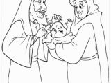 Abraham and Sarah Coloring Pages Sunday School Abraham and Sarah Have A Baby In their Old Age