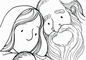 Abraham and Sarah Have A Baby Coloring Page Abraham and Sarah Have A Baby Coloring Page and Coloring Page and