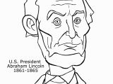Abraham Lincoln Coloring Pages for Kindergarten Best Abe Lincoln Coloring Sheet Gallery