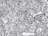 Abstract Art Coloring Pages for Kids Printable Coloring Sheets